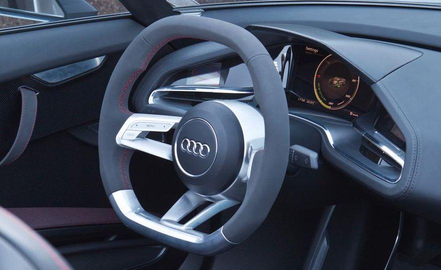 Audi e-tron Spyder concept - Slide 54