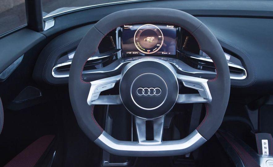 Audi e-tron Spyder concept - Slide 55