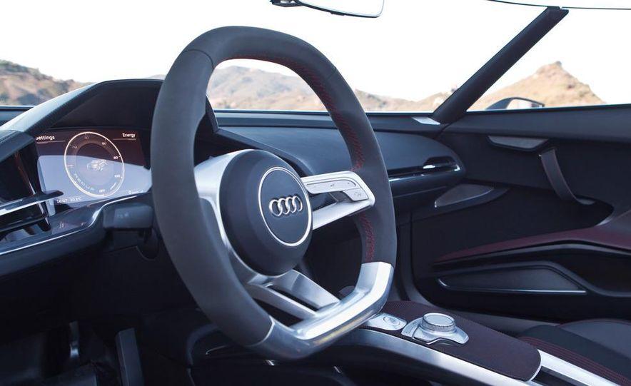 Audi e-tron Spyder concept - Slide 56