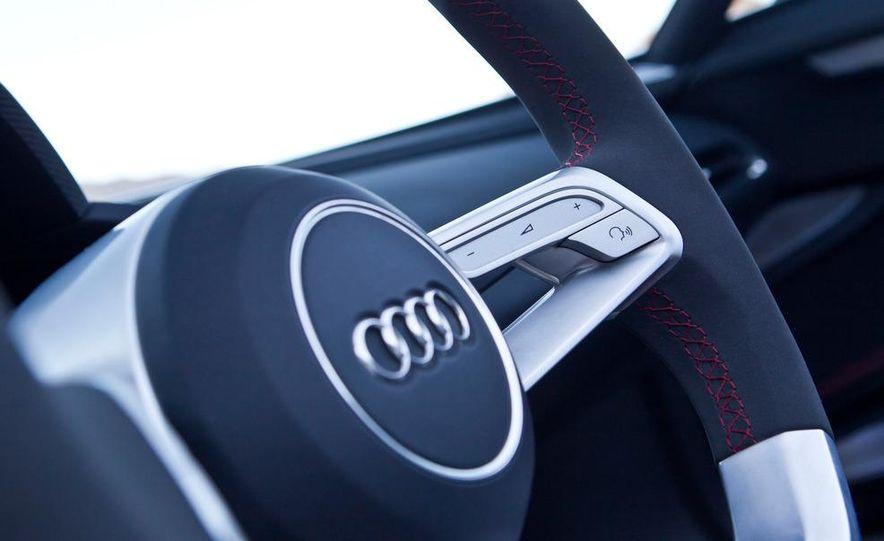 Audi e-tron Spyder concept - Slide 58