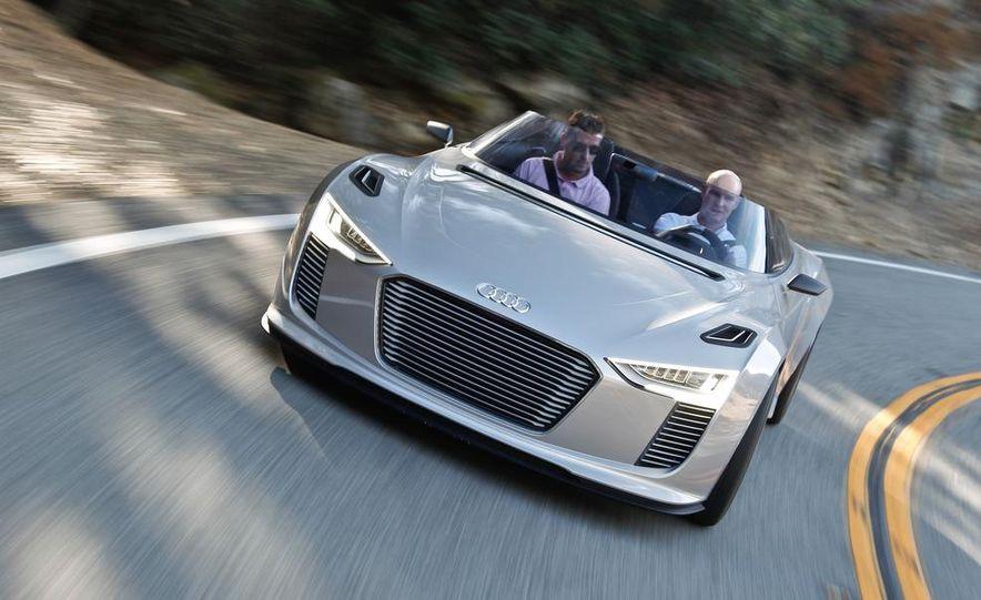 Audi e-tron Spyder concept - Slide 4
