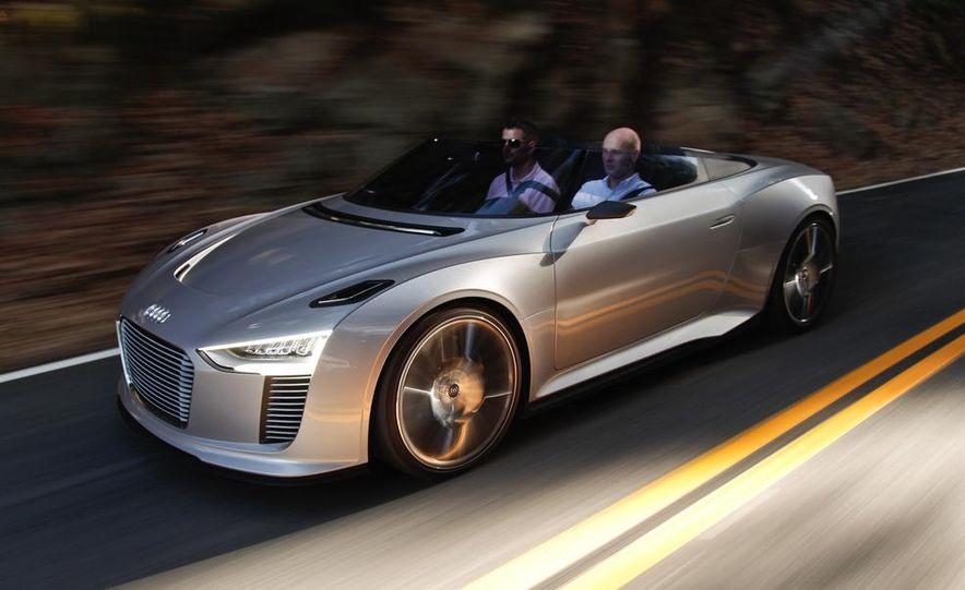 Audi e-tron Spyder concept - Slide 6