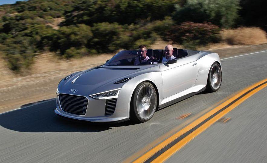 Audi e-tron Spyder concept - Slide 7