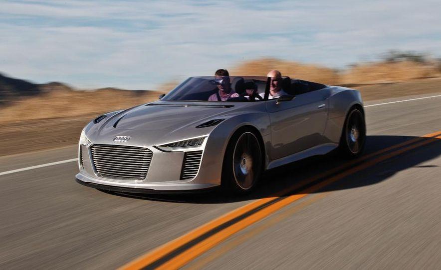Audi e-tron Spyder concept - Slide 8