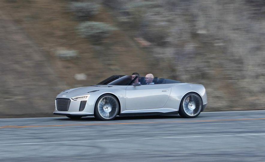Audi e-tron Spyder concept - Slide 12