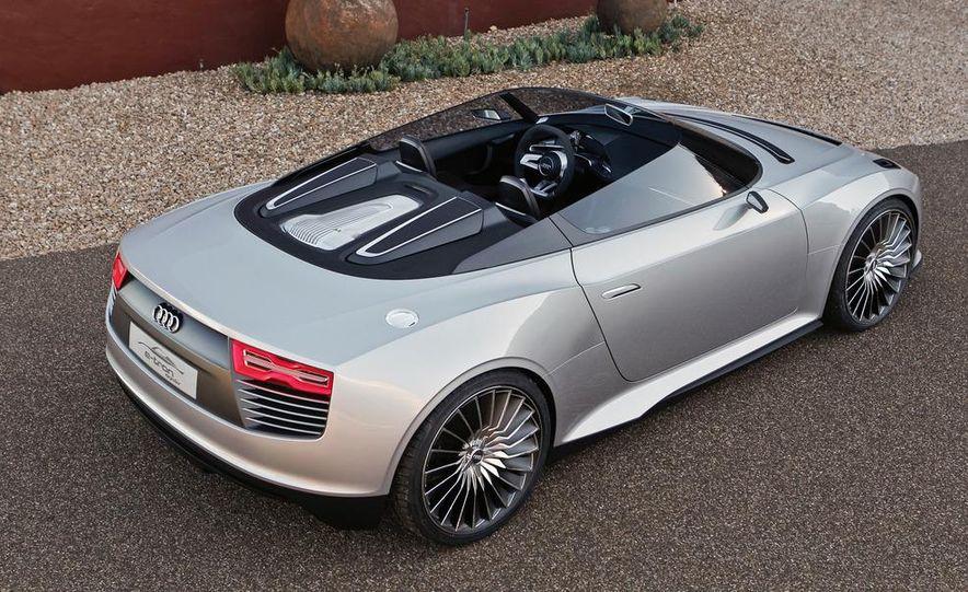 Audi e-tron Spyder concept - Slide 15