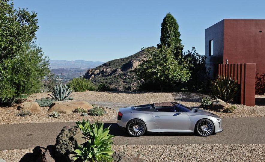 Audi e-tron Spyder concept - Slide 17