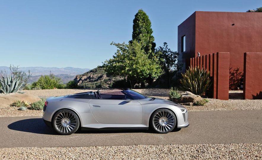 Audi e-tron Spyder concept - Slide 18