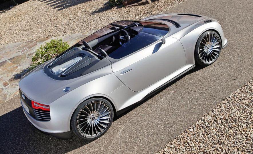 Audi e-tron Spyder concept - Slide 20