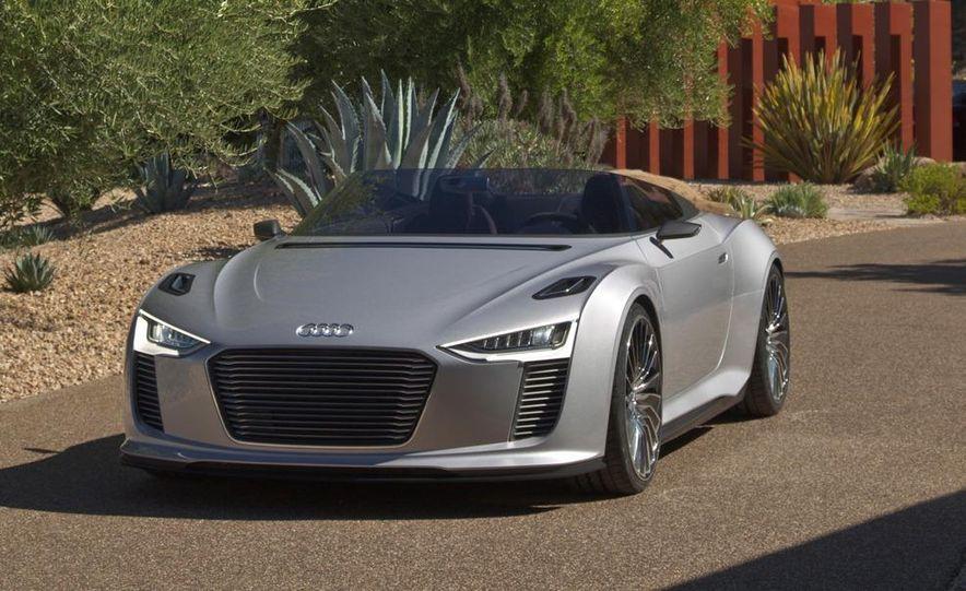 Audi e-tron Spyder concept - Slide 23
