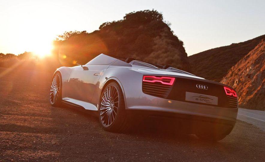 Audi e-tron Spyder concept - Slide 28
