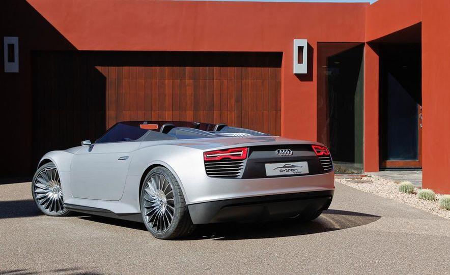 Audi e-tron Spyder concept - Slide 29