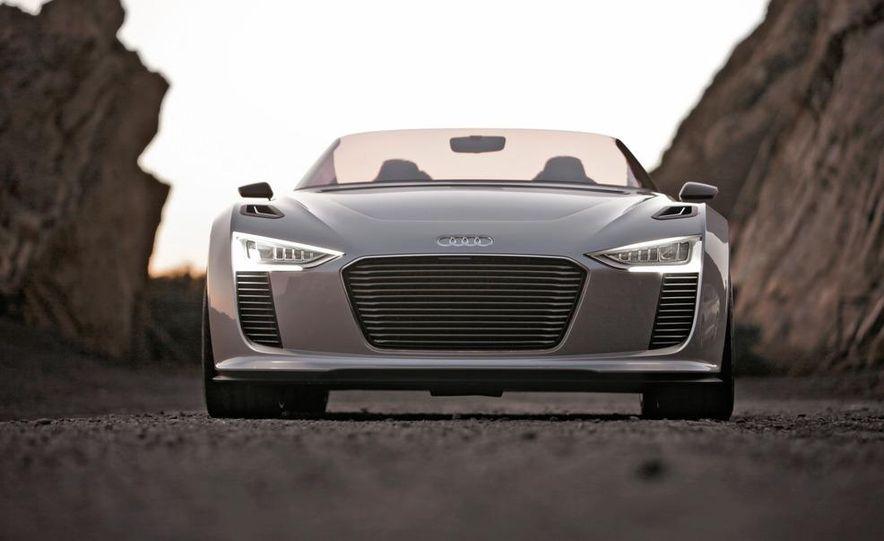 Audi e-tron Spyder concept - Slide 33