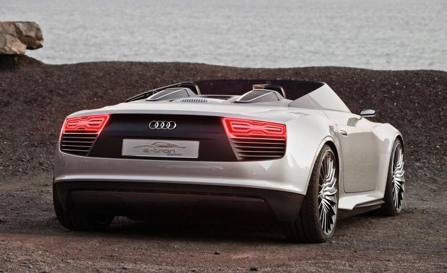 Audi e-tron Spyder concept - Slide 35