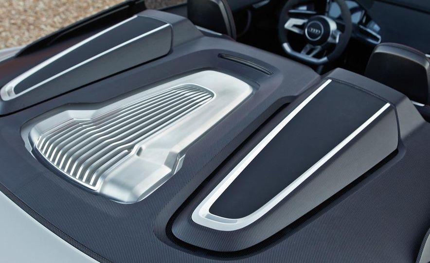 Audi e-tron Spyder concept - Slide 42