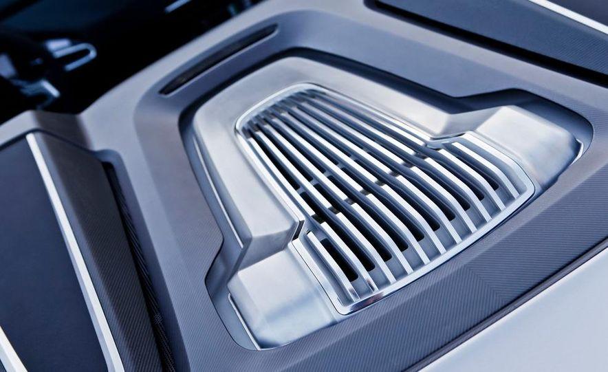 Audi e-tron Spyder concept - Slide 44