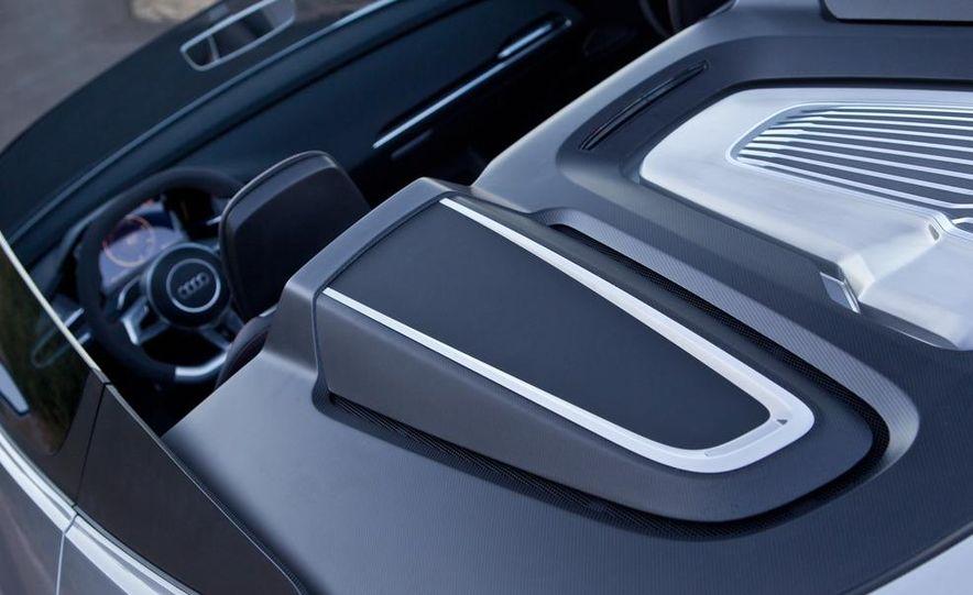 Audi e-tron Spyder concept - Slide 50