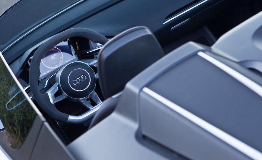 Audi e-tron Spyder concept - Slide 51