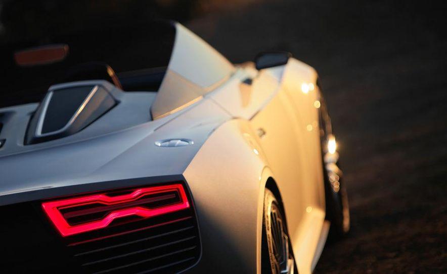 Audi e-tron Spyder concept - Slide 37
