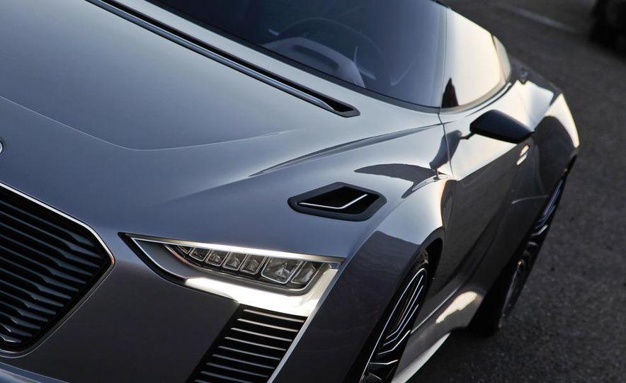 Audi e-tron Spyder concept - Slide 38