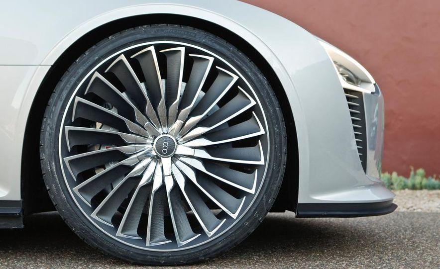 Audi e-tron Spyder concept - Slide 41