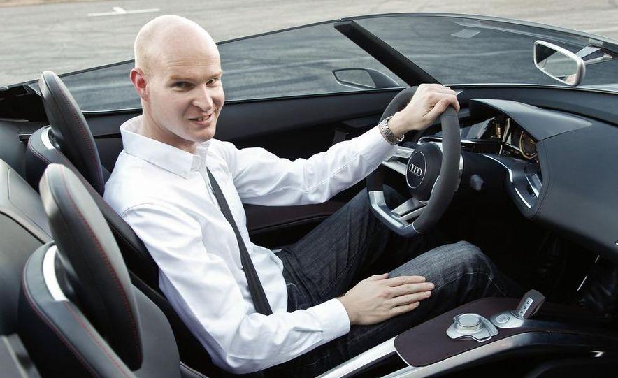 Audi e-tron Spyder concept - Slide 52
