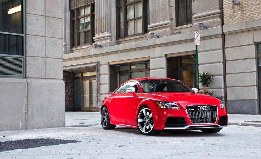 2012 Audi TT RS (U.S.-spec) - Slide 1
