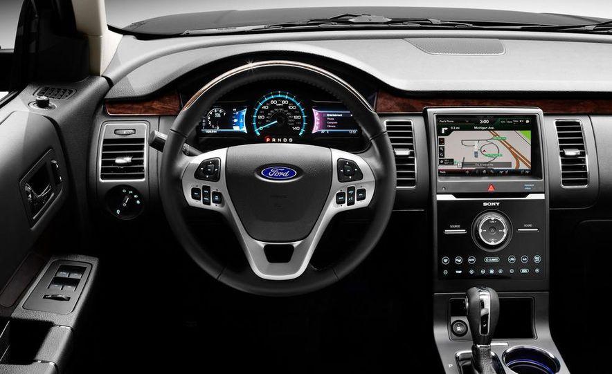 2013 Ford Flex - Slide 8