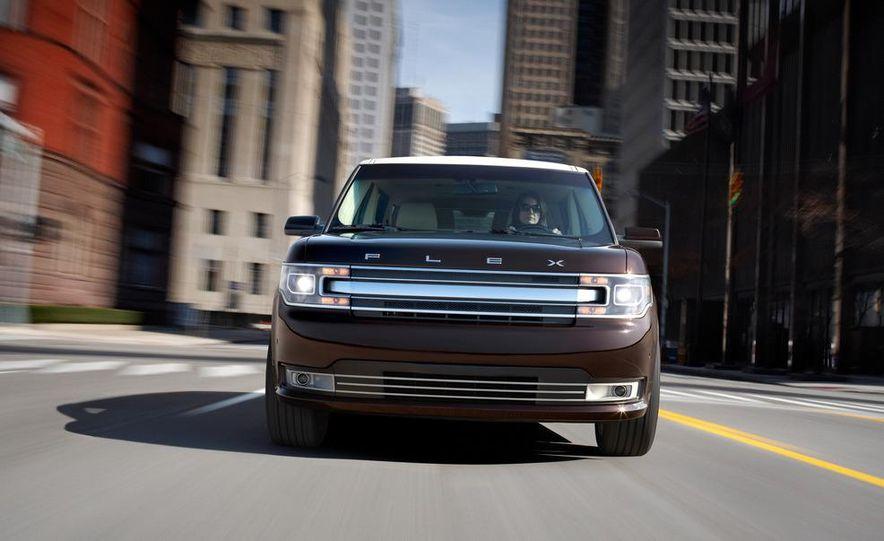 2013 Ford Flex - Slide 3