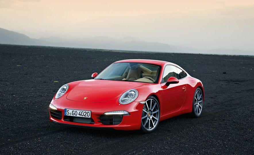 2012 Porsche 911 Carrera S - Slide 41