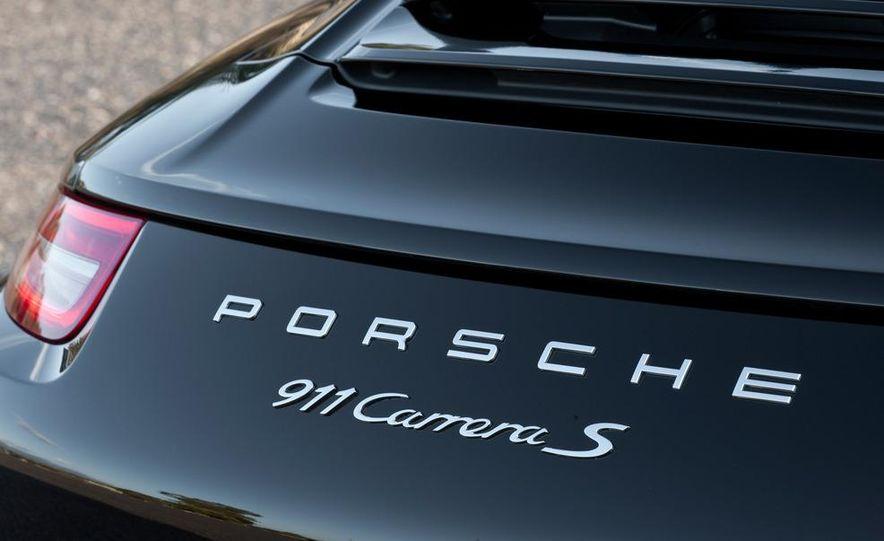 2012 Porsche 911 Carrera S - Slide 21