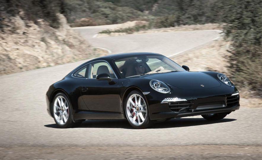 2012 Porsche 911 Carrera S - Slide 9