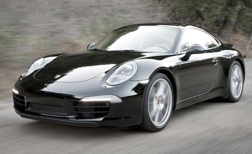 2012 Porsche 911 Carrera S - Slide 14