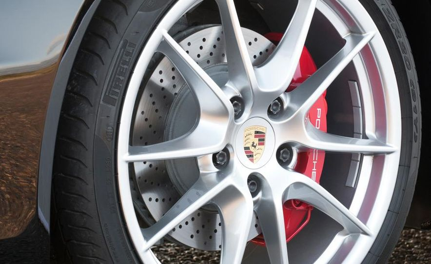 2012 Porsche 911 Carrera S - Slide 25