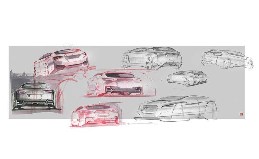Subaru Advanced Tourer concept - Slide 30