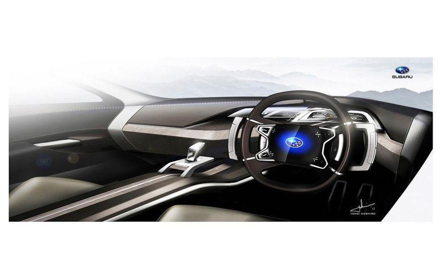 Subaru Advanced Tourer concept - Slide 28