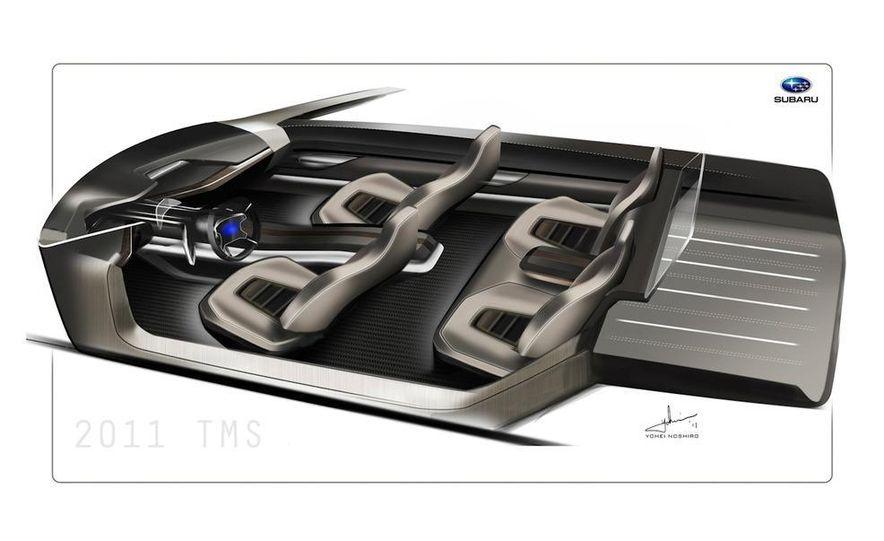 Subaru Advanced Tourer concept - Slide 29