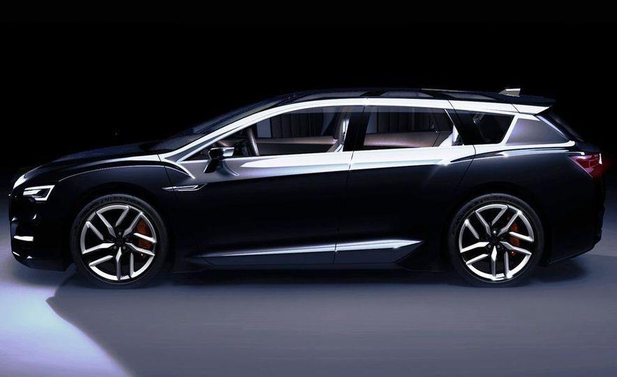 Subaru Advanced Tourer concept - Slide 25