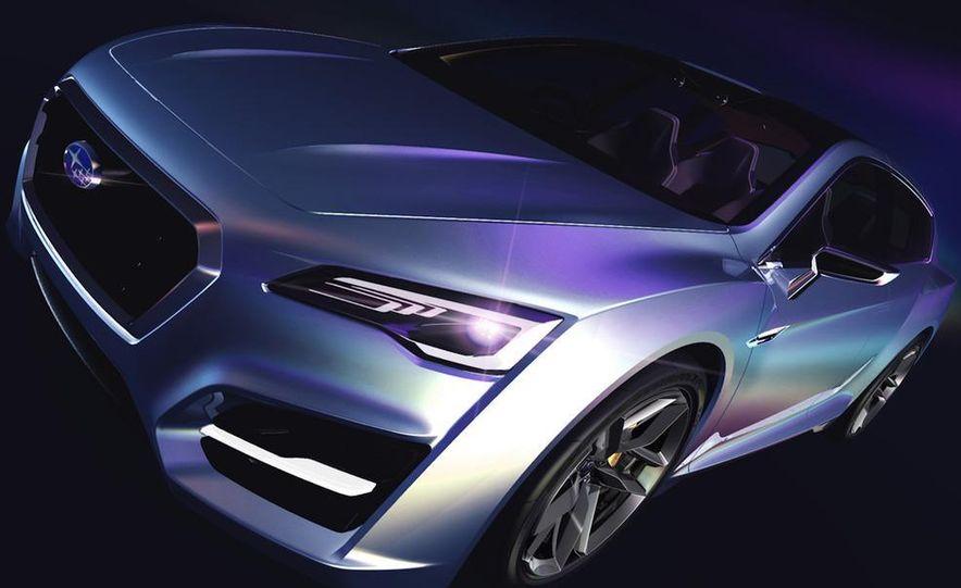 Subaru Advanced Tourer concept - Slide 23