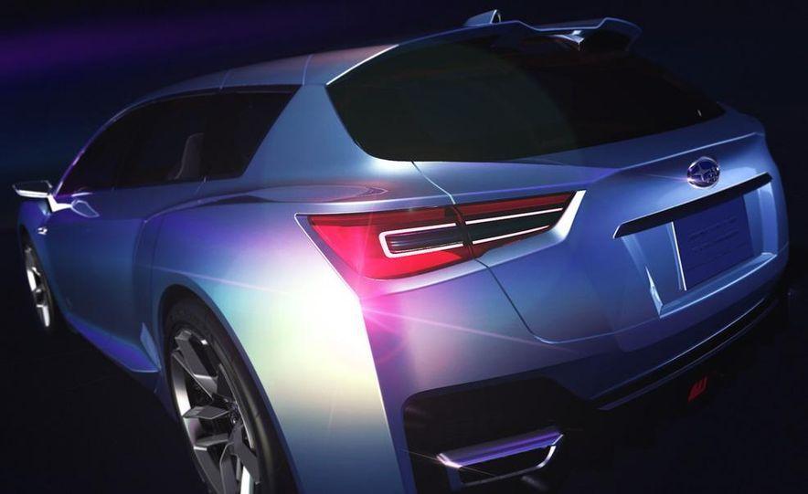 Subaru Advanced Tourer concept - Slide 24