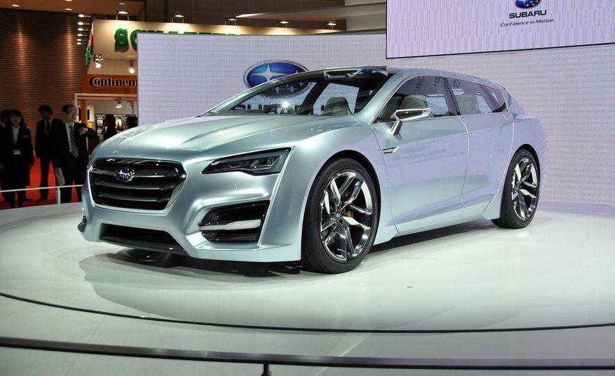 Subaru Advanced Tourer concept - Slide 1