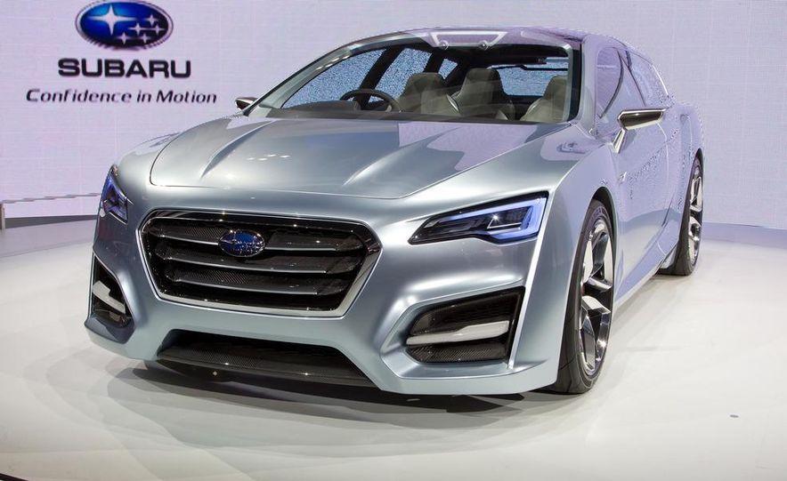 Subaru Advanced Tourer concept - Slide 2