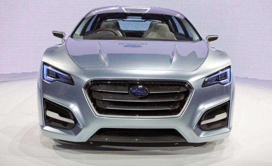 Subaru Advanced Tourer concept - Slide 3