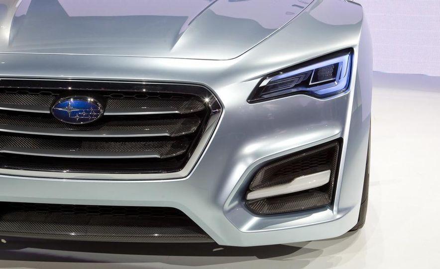 Subaru Advanced Tourer concept - Slide 4