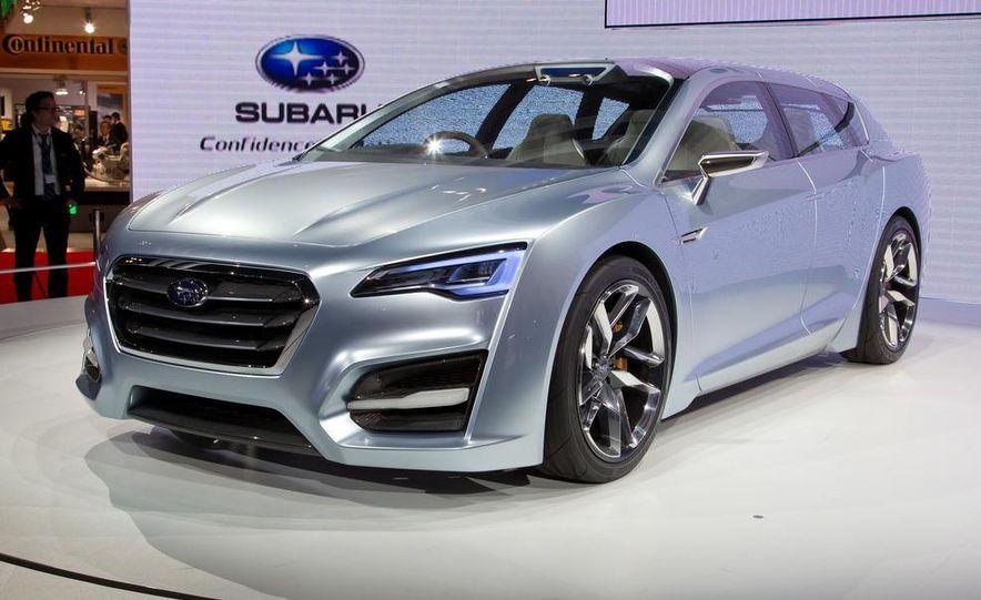 Subaru Advanced Tourer concept - Slide 5