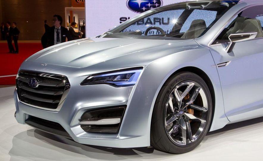 Subaru Advanced Tourer concept - Slide 6