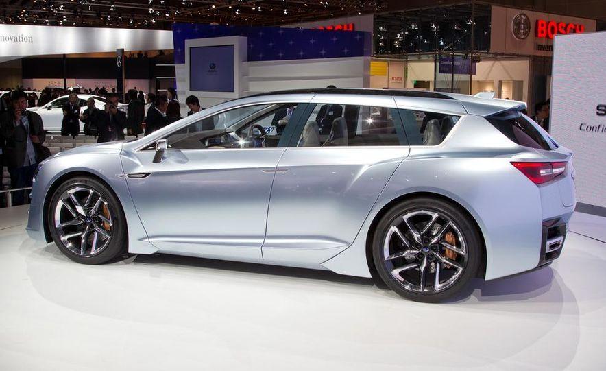 Subaru Advanced Tourer concept - Slide 9