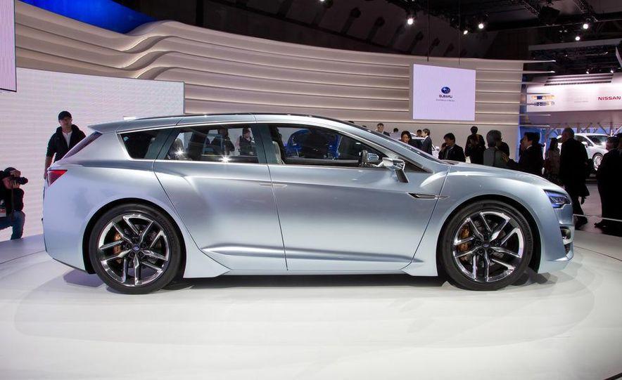 Subaru Advanced Tourer concept - Slide 15