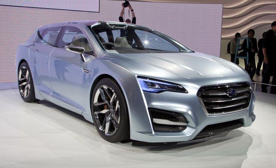 Subaru Advanced Tourer concept - Slide 17