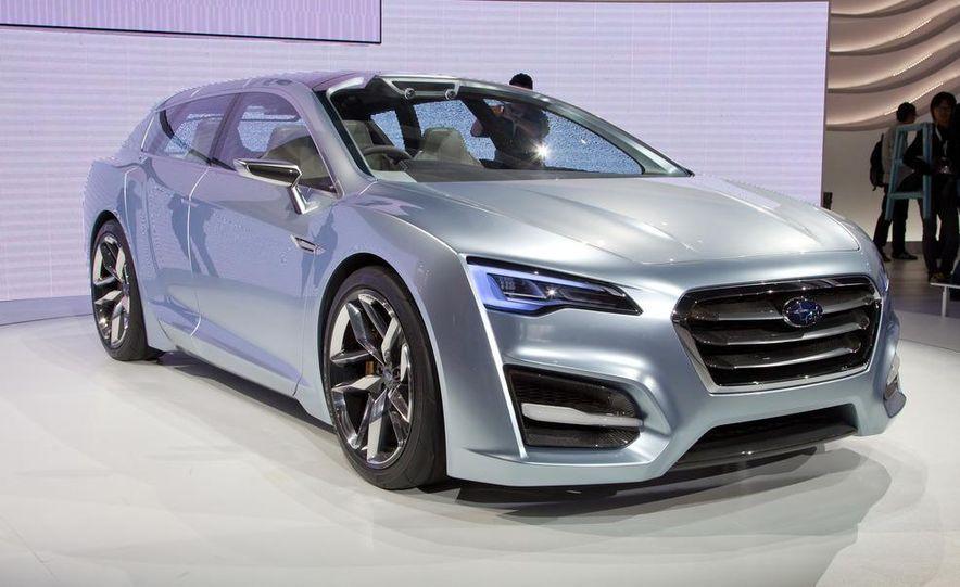 Subaru Advanced Tourer concept - Slide 18